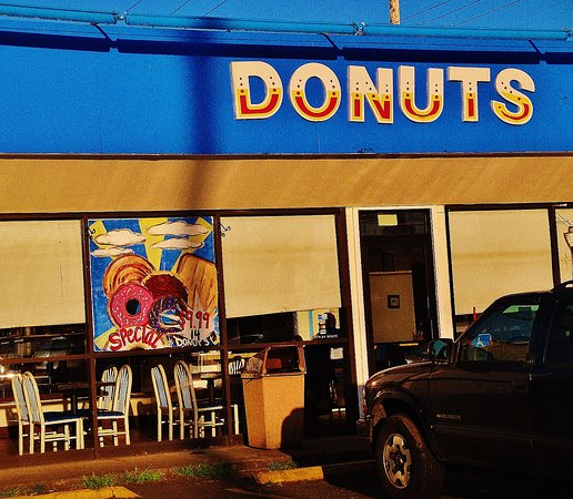 Picture Of Heavenly Donuts, Portland