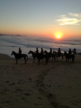 Kenton-on-Sea, South Africa: Beachcomber Horse Trails