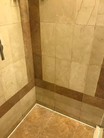 shower clean but a little mold is going out better that staff start rh tripadvisor com