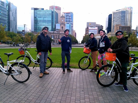 Adelaide Bike Tours