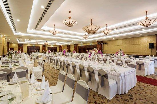 Rex Hotel: Wedding Set-up