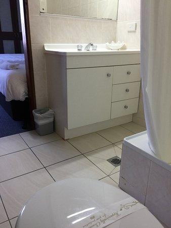 Nowra, Australien: Family Room - bathroom