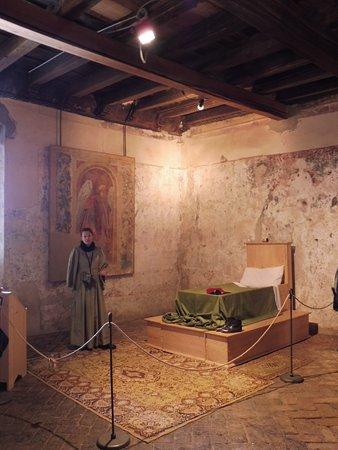 Castello di Malpaga: guida in costume