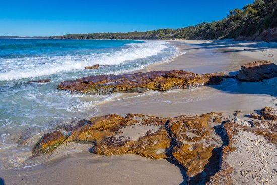 Jervis Bay, Αυστραλία: Nelson Beach, Shoalhaven