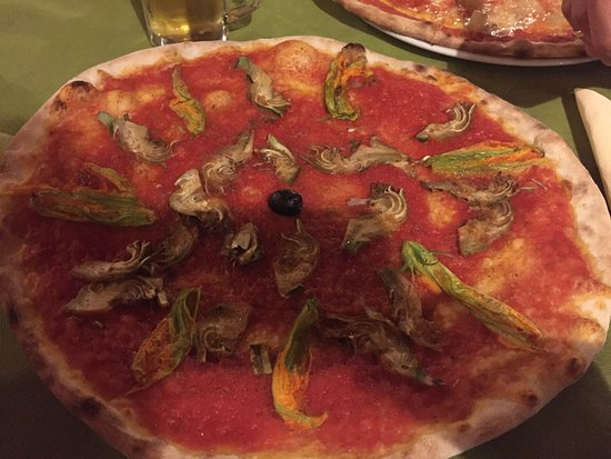 Capoterra, Italien: Pizza D'Autore