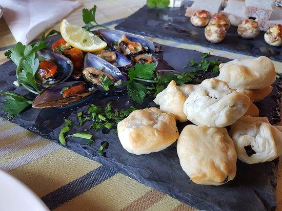 Prazeres, Португалия: Restaurante O Manjerico