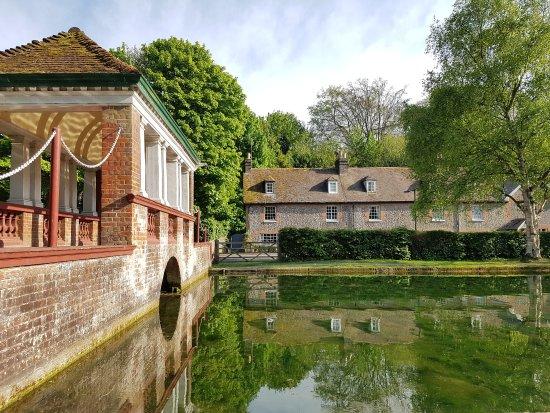 River, UK: Kearsney Abbey Gardens