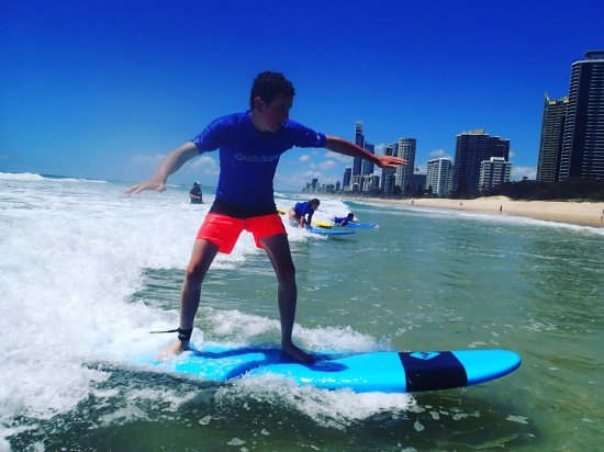 Gold Coast Surfboard Hire