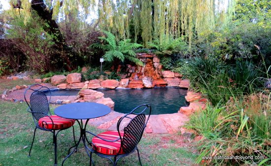 Idwala Boutique Hotel Johannesburg Photo