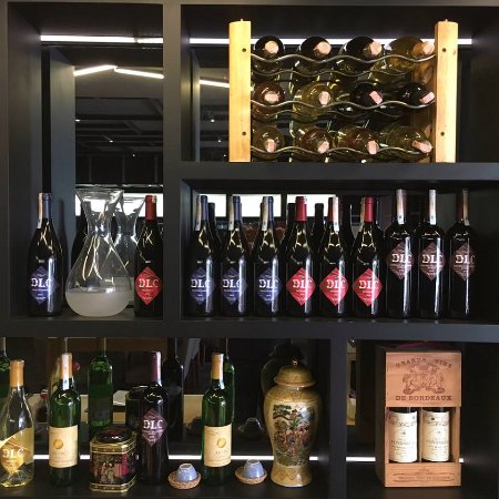 Chinese Inn Restaurant: Our Wine Collection