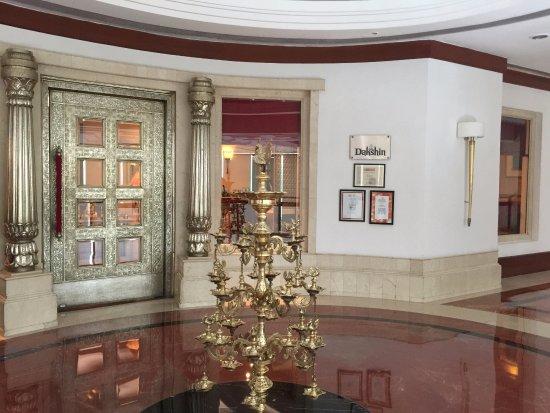 Dakshin: Impressive entrance