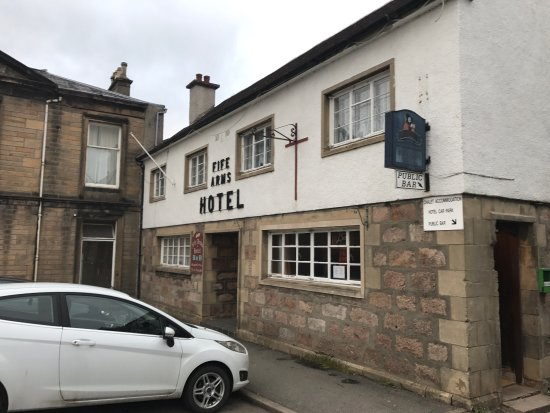 Fife Arms Hotel : photo0.jpg