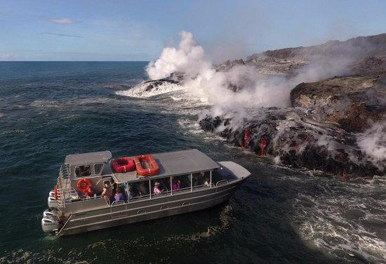Pahoa, Hawái: Day Lava Tours