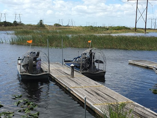 Weston, FL: The Airboats