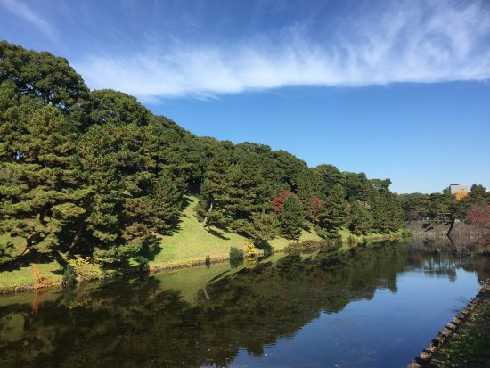 Kokyo Gaien National Garden