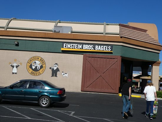 Aug 27,  · Einstein Bros. Bagels, Las Vegas: See 45 unbiased reviews of Einstein Bros. Bagels, rated of 5 on TripAdvisor and ranked # of 4, restaurants in Las Vegas/5(45).