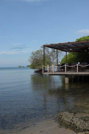 West Bali National Park, Indonesia: Beach (Restaurant Terrace)