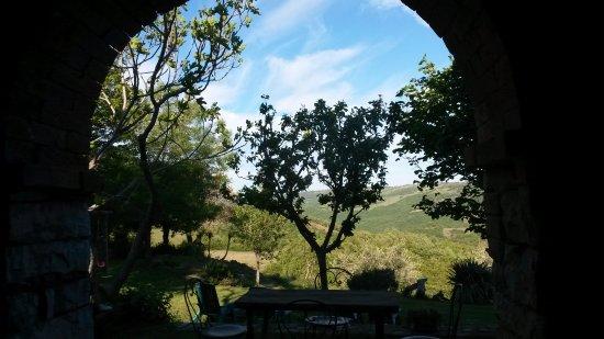 Agriturismo Poderino: finestra