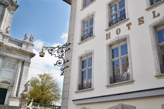 La Couronne Hotel