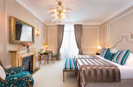 El Palace Hotel: Suite Carlos Ruiz Zafon