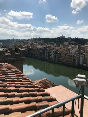 Antica Torre di Via Tornabuoni : Views from the rooftop bar