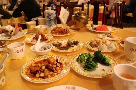 Fangshan Restaurant (Beihai) : Fangshan Restaurant