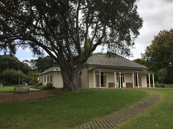 North Island, Neuseeland: Governor's mansion