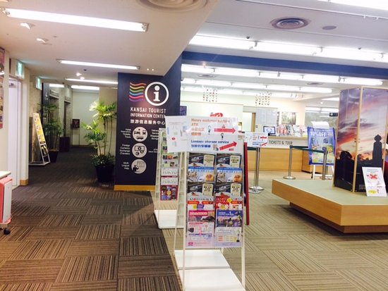 Kansai Tourist Informarion Center Daimaru Shinsaibashi