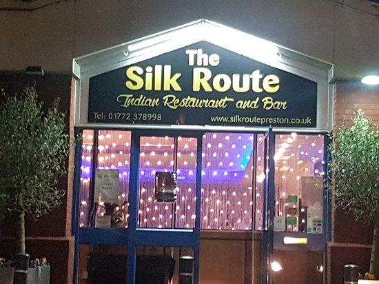 Silk Route Indian Restaurant Preston