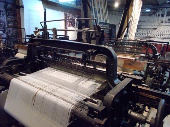 Museum of the Factory: Zabytkowe maszyny