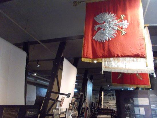 Museum of the Factory: Sala wystawowa