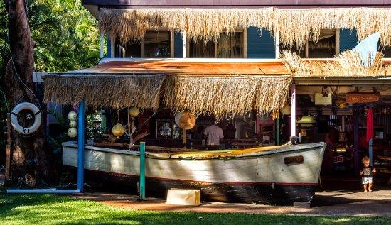 The Gutter Bar, Moreton Island