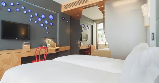 New Hotel: Superior guestroom