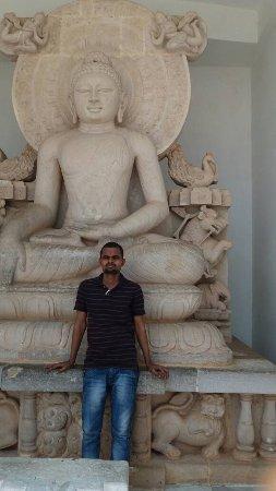 Dhauli Giri Hills: Budhham sharanam gachchhami....