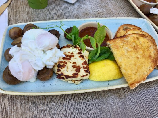 Marrickville, Australien: I think this is called the vegetarian breakfast