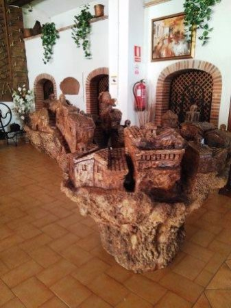 Capmany, Espagne : Interior museo