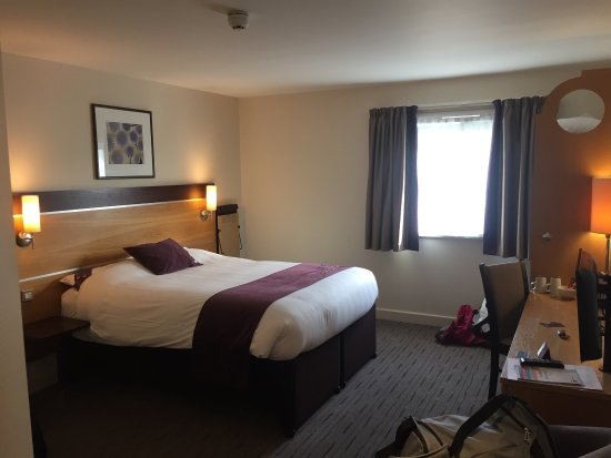 Premier Inn Castleford Xscape M62 J32 Hotel Rakmb