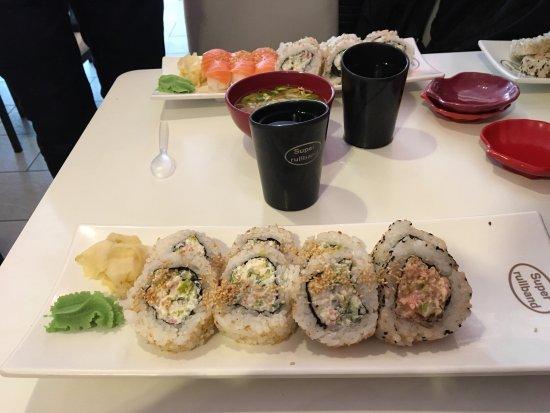 sushi karta göteborg Super Sushi, Göteb  Omdömen om restauranger   TripAdvisor sushi karta göteborg