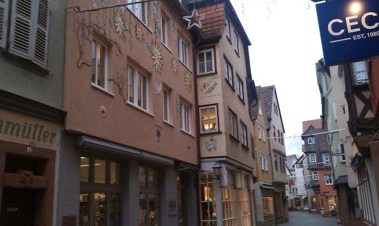 Wertheim, Alemanha: Beautiful Lane