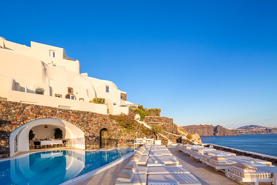 Canaves Oia Suites - Pool (255232859)