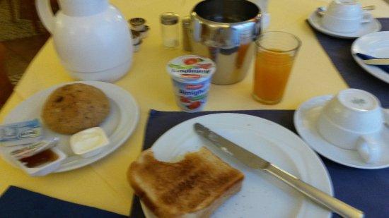 Wertheim, Alemanha: Healthy Breakfast