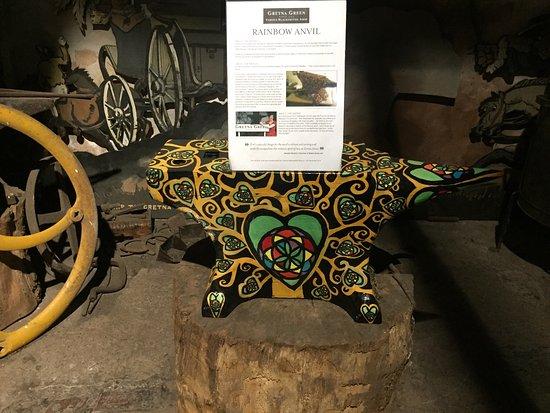 Gretna Green Blacksmith Shop: RAKMB