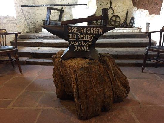 写真Gretna Green Blacksmith Shop枚