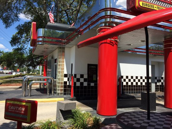Belleview, Floride : Checker's