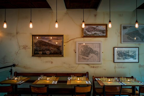 Italian Restaurant Duke Of York Square London