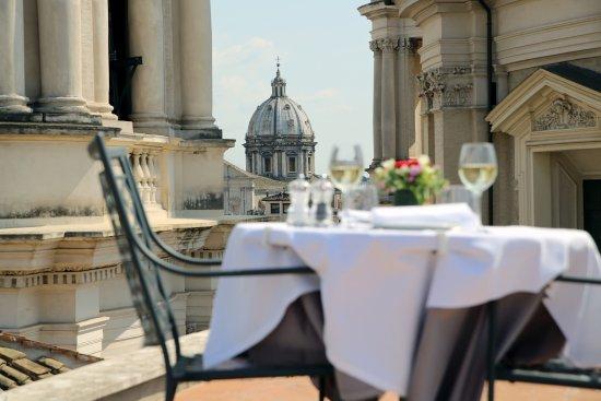 Rooftop - Bild von Terrazza Borromini, Rom - TripAdvisor