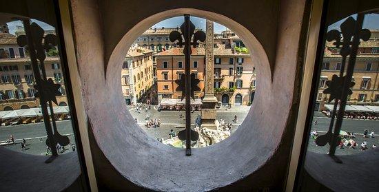 Panorama Picture Of Terrazza Borromini Rome Tripadvisor