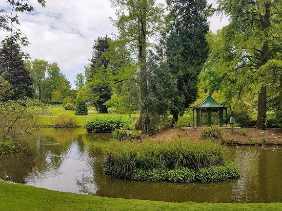 Jardin des plantes nantes picture of jardin des for Villas de jardin seychelles tripadvisor
