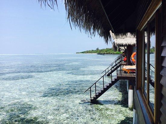 Ocean Villas Hudhuran Fushi