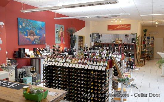 Australien Wine Store